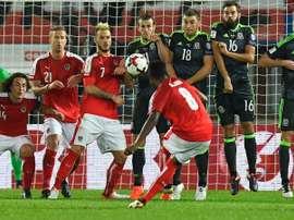 Gales sólo ha disputado un Mundial, pero pasó de primera ronda. AFP