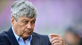 Lucescu llega al Dinamo de Kiev para devolverle a la cumbre. AFP
