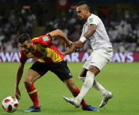 Esperance, the reigning champions, are in the semis again this season. AFP