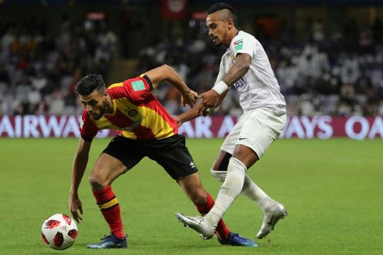 Badri rescues African champions Esperance, Wydad fire five goals