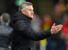 Solskjaer não teme o Liverpool. AFP