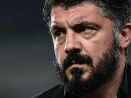 Gattuso pede jogadores importantes. AFP