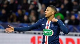 Kylian Mbappe lidera a lista dos jogadores mais valiosos das maiores ligas da Europa. AFP