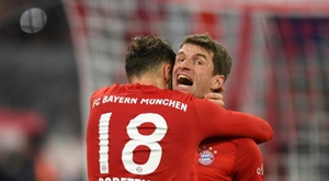 Bayern bosses urge Loew to recall Mueller for Euro 2020. AFP