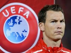 Stephan Lichtsteiner achève son contrat avec la Juve en fin de saison. AFP
