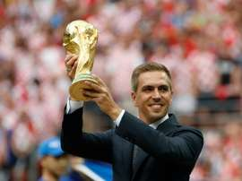 Lahm will be a figurehead if Germany win the bid to host the Euros in 2024. AFP