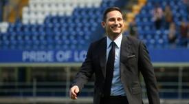 Abramovitch laisse un message à Frank Lampard. afp