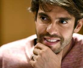 Aposentado há quase três anos, Kaká completa 38 anos. AFP