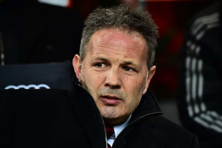 Mihajlovic gusta mucho a la directiva de la Lazio. EFE