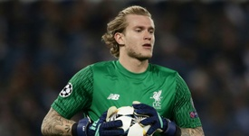 Besiktas could offer Karius a way out of Real Madrid. AFP