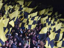 The non-league side are not very happy with Watford. AFP