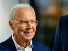Trial involving Franz Beckenbauer has ended without a verdict. AFP