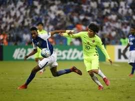 Japan's Reds target Asian glory after race row. AFP