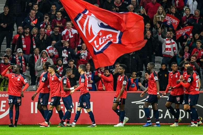 El Nápoles se olvida de James y mira a la sensación de la Ligue 1. AFP