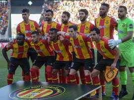 Esperance of Tunisia reached a second successive CAF Champions League final. AFP