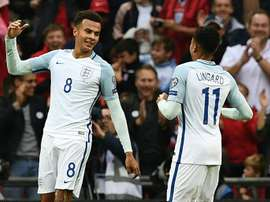 Lingard features in our top 10. AFP