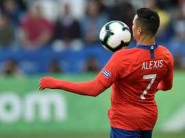 Medel pense que l'Inter fera une bonne affaire avec Alexis. AFP