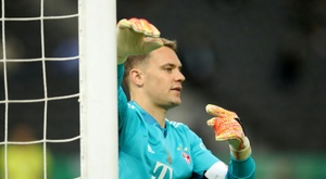 Neuer was filmed singing a song by a controversial Croatian nationalist. AFP