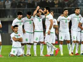 Football beats politics for fans ahead of Iraq, Saudi clash. AFP