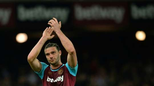 Carroll could be set to return to action this weekend. AFP