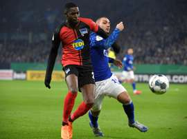 Torunarigha has reported the racist abuse he received at Schalke to the police. AFP