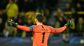 Hugo Lloris has saved every penalty he has faced this year. AFP