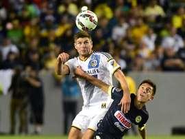 Gerrard quiere continuar su carrera como futbolista. AFP
