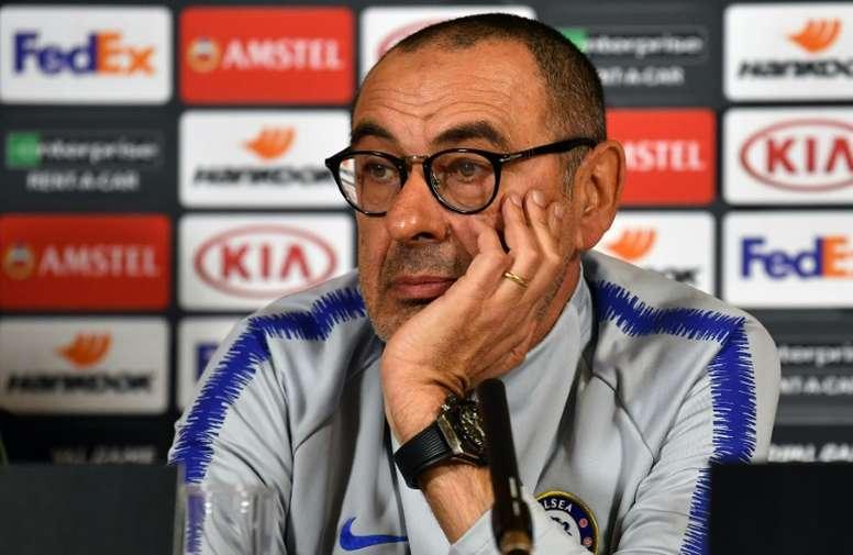 A dança das cadeiras atinge Juventus e Chelsea. AFP