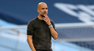 Clock ticking on Guardiola's dreams as City chase elusive crown. AFP