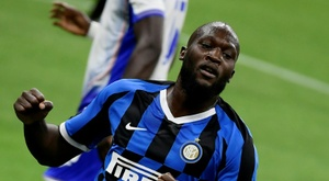 Inter Milan dropped two points after an exciting game with Sassuolo. AFP