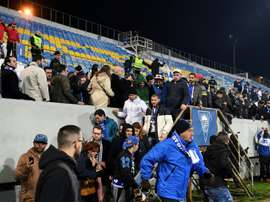 Porto were accused of match fixing against Estoril. AFP