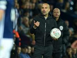 Un jugador del Fulham. en la agenda de Arsenal y  City. AFP
