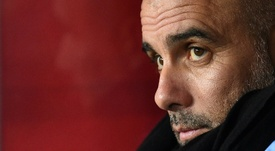 'Phenomenal' Liverpool too good for Man City - Guardiola. AFP