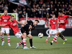 Man Utd held by AZ Alkmaar in Europa League. AFP