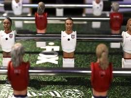 US Soccer gender discrimination lawsuit delayed. AFP