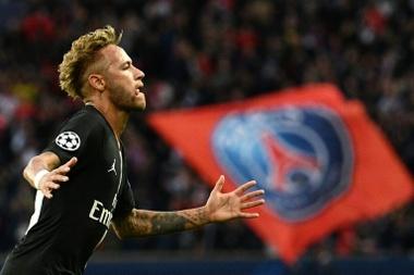 Neymar pourrait attendre 2020. AFP