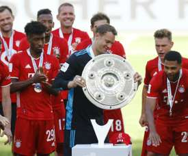 Bayern Munich to start 2020/21 season against Schalke