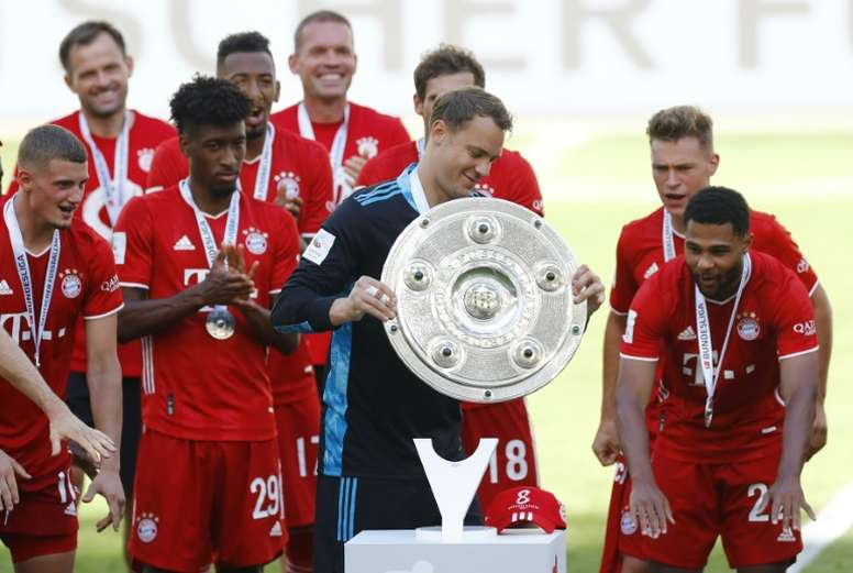 Bayern Munich to start 2020/21 season against Schalke