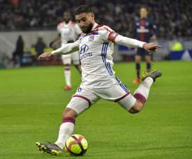 Fekir could leave Lyon this summer. AFP