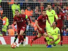 'Unbelievable': Henderson revels in Liverpool's epic comeback