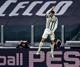 Sergiy Rebrov évoque Ronaldo. afp