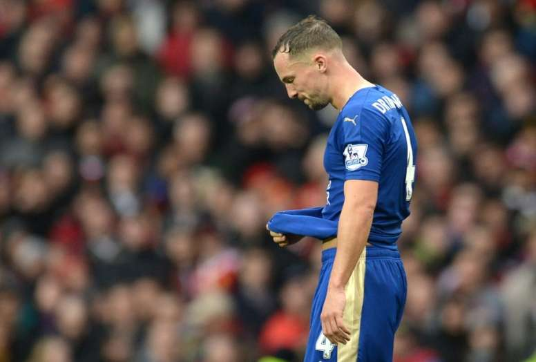 How will Leicester fans receive Drinkwater? AFP