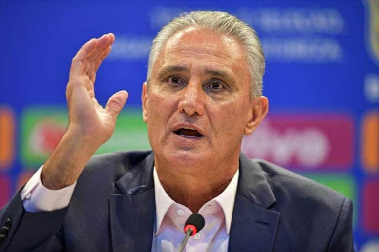 Brazil coach Tite will announce his Copa America squad on May 17. AFP