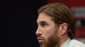 Ramos révèle ce qu'il a fait avec son premier salaire. AFP