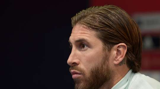 Ramos thinks Spain could play in Barcelona again in the future. AFP
