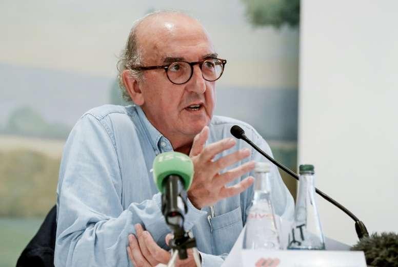 Roures atacó de nuevo a Rubiales por los horarios. AFP