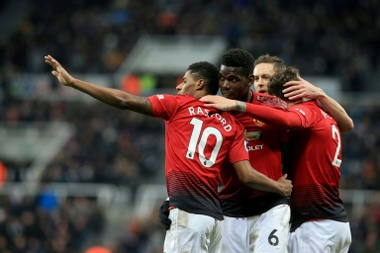 Rashford comes in from the cold at Man United