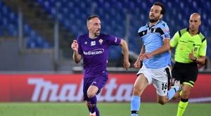 Le formazioni ufficiali di Fiorentina-Torino. AFP