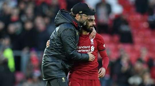 Klopp analisou a boa fase do Liverpool. AFP