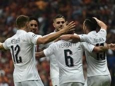 Icardi scored. AFP